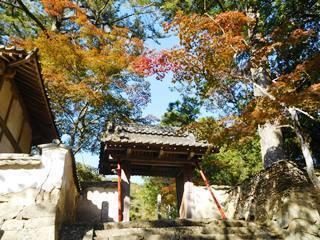 ★神社 門.JPG